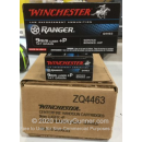 Bulk 9mm +P Ammo For Sale - 147 Grain Bonded JHP Ammunition in Stock by Winchester Ranger - 500 Rounds