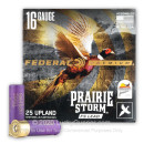 """Premium 16 Gauge Ammo For Sale - 2-3/4"""" 1-1/8oz. #4 Shot Ammunition in Stock by Federal Prairie Storm FS Lead - 25 Rounds"""
