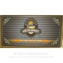"""Premium 12 Gauge Ammo For Sale - 3"""" 1-1/4oz. #7 Shot Ammunition in Stock by Hevi-Shot Classic Doubles - 10 Rounds"""