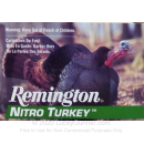 "Premium 12 Gauge Ammo For Sale - 3-1/2"" 2oz. #6 Shot Ammunition in Stock by Remington Nitro Turkey - 5 Rounds"