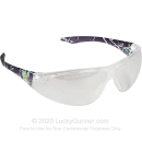 Champion Clear Colored Shooting Glasses with Gray Rims For Sale - 40717- Champion Glasses in Stock