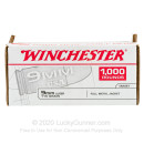 Bulk 9mm Ammo For Sale - 115 Grain FMJ Ammunition in Stock by Winchester USA - 1000 Rounds