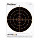 "Champion VISISHOT 8"" Bull's Eye Targets For Sale - Reactive Indicator Targets In Stock"