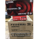 Bulk 6.5 Creedmoor Ammo For Sale - 120 Grain TMJ Ammunition in Stock by Federal American Eagle - 200 Rounds