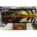 Premium 45-70 Government Ammo For Sale - 300 Grain Bonded SP Ammunition in Stock by Federal HammerDown - 20 Rounds
