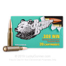 308 145 grain full metal jacket Brown Bear Ammunition For Sale