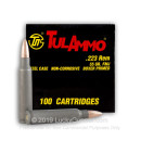 Bulk Tula 223 Rem Ammo For Sale - 55 grain FMJ Ammunition In Stock - 1000 Rounds