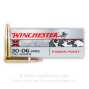 30-06 Ammo For Sale - 180 gr PP - Winchester Super-X Ammo Online