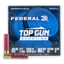 "Cheap 410 Gauge Ammo For Sale - 2-1/2"" 1/2oz. #9 Shot Ammunition in Stock by Federal Top Gun Sporting - 25 Rounds"