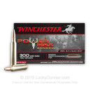 Premium 300 Winchester Magnum Ammo For Sale - 180 Grain PHP Ammunition in Stock by Winchester Power Max - 20 Rounds