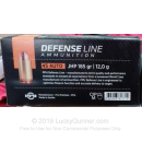 Cheap 45 ACP Ammo For Sale - 185 Grain JHP Ammunition in Stock by Prvi Partizan - 50 Rounds