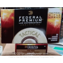 Premium 308 Ammo For Sale - 168 Grain Tactical Tip MatchKing Ammunition in Stock by Federal Tactical TRU - 20 Rounds