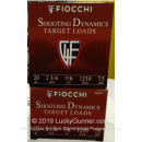 """Cheap 20 Gauge Ammo For Sale - 2-3/4"""" 7/8oz. #7.5 Shot Ammunition in Stock by Fiocchi - 25 Rounds"""