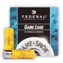 "20 Gauge Ammo - Federal Game Shok 2-3/4"" #7.5 - 25 Shells"