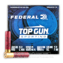 "Cheap 410 Gauge Ammo For Sale - 2-1/2"" 1/2oz. #7.5 Shot Ammunition in Stock by Federal Top Gun Sporting - 25 Rounds"