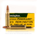 Premium 223 Rem Ammo For Sale - 55 Grain PLHP Ammunition in Stock by Remington Express Power-Lokt - 20 Rounds