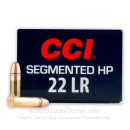 Cheap 22 LR Ammo For Sale - 32 Grain HP Ammunition in Stock by CCI - 500 Rounds