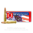 Cheap 30-30 Ammo For Sale - 150 gr Round Nose Hornady American Whitetale Ammo Online - 20 Rounds