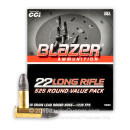 Bulk 22 LR Ammo For Sale - 38 Grain LRN Ammunition in Stock by Blazer - 5250 Rounds