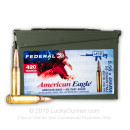 Cheap 5.56x45 Ammo For Sale - 55 Grain FMJBT XM193 Ammunition in Stock by Federal American Eagle - 420 Rounds in Ammo Can
