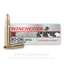 30-06 Ammo For Sale - 165 gr PSP - Winchester Super-X Ammo Online