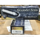 Premium 50 Beowulf Ammo For Sale - 300 Grain FTX Ammunition in Stock by Alexander Arms - 20 Rounds
