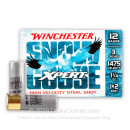 """Premium 12 Gauge Ammo For Sale - 3"""" 1-1/4oz. #1/#2 Steel Shot  Ammunition in Stock by Winchester Xpert Snow Goose - 25 Rounds"""