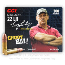 Cheap 22 LR Ammo For Sale - 36 Grain CPHP - CCI Mini Mag Ammunition Landry Series In Stock - 300 Rounds
