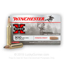 Premium 300 Winchester Magnum Ammo For Sale - 180 Grain Super-X Power Point Ammunition in Stock by Winchester - 20 Rounds
