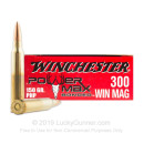 Premium 300 Winchester Magnum Ammo For Sale - 150 Grain PHP Ammunition in Stock by Winchester Power Max Bonded - 20 Rounds