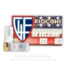 "Cheap 12 Gauge Ammo For Sale - 2-¾"" 9 Pellets 00 Buckshot Ammunition in Stock by Fiocchi - 25 Rounds"