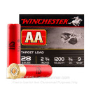 "28 Gauge Ammo - Winchester AA Target 2-3/4"" #9 Shot - 25 Rounds"