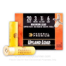 """Premium 20 Gauge Ammo For Sale - 3"""" 1-1/4 oz. #6 Shot Ammunition in Stock by Federal Premium - 250 Rounds"""