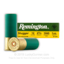 "12 ga Ammo For Sale - 2-3/4"" 1 oz. Rifled Slug Ammunition by Remington"