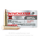Bulk 22 WMR Ammo For Sale - 40 Grain FMJ Ammunition in Stock by Winchester Super-X - 2000 Rounds