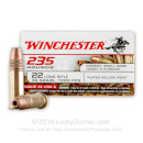 Cheap 22 LR Ammo For Sale - 36 Grain HP Ammunition in Stock by Winchester - 235 Rounds