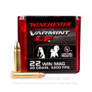 Cheap 22 WMR Ammo For Sale - 28 Grain JHP Ammunition in Stock by Winchester LF - 50 Rounds