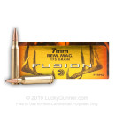 7mm Remington Magnum Ammo For Sale - 175 gr - Federal Fusion Ammo Online - 20 Rounds