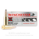Premium 300 WSM Ammo For Sale - 150 Grain Power Point Ammunition in Stock by Winchester Super-X - 20 Rounds