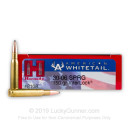30-06 Ammo For Sale - 150 gr SP - Hornady American Whitetail Ammo Online - 20 Rounds