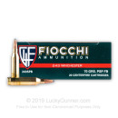 243 Win Ammo In Stock  - 70 gr Fiocchi PSP Ammunition For Sale Online