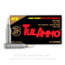 Cheap 223 Rem Ammo For Sale - 55 Grain FMJ Ammunition in Stock by Tula - 20 Rounds