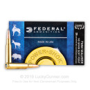 Premium 7mm Mauser Ammo For Sale - 140 Grain Soft Point Ammunition in Stock by Federal Power-Shok - 20 Rounds