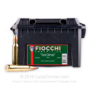 Bulk 223 Rem - 40 gr V-MAX - Fiocchi - 200 Rounds In Ammo Can
