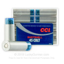 Premium 45 Colt Ammo For Sale - 150 Grain #9 Shotshell Ammunition in Stock by CCI - 10 Rounds