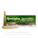 Premium 300 Winchester Magnum Ammo For Sale - 180 gr Bonded PSP - Remington Core-Lokt Ultra Bonded Ammo Online - 20 Rounds