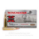 Cheap 7mm Remington Ammo For Sale - 175 gr PP Ammunition In Stock by Winchester Super-X - 20 Rounds