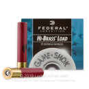 "Cheap 410 Bore Ammo For Sale - 3"" #7.5 Shot Ammunition in Stock by Federal Game Shock - 25 Rounds"