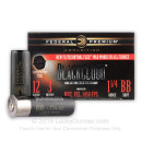 """Premium 12 gauge Ammo For Sale - 3"""" 1-1/4 oz. BB Shot Ammunition in Stock by Federal Premium- 25 Rounds"""
