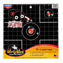 "Dirty Bird Black Targets For Sale - Dirty Bird Target Kit - Birchwood Casey 12"" Targets For Sale"